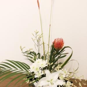 色で香りで、、お花は癒し♡