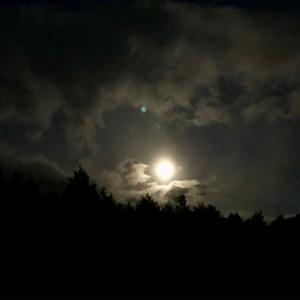 12月30日は蟹座満月