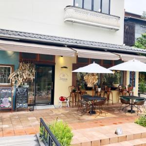 神戸mosaicの素敵なカフェ♡