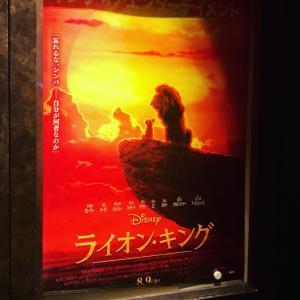 「ライオンキング」にもカラーセラピー⁈
