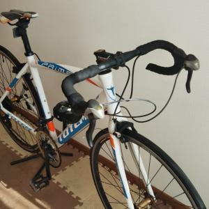 【激安ロードバイク】TOTEM(トーテム)の中古(ジャンク)を買いました(ルック車)
