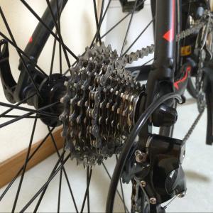 【クロスバイク】おすすめのギア比は?よく使うハイとローギアを見極めよう(おすすめスプロケット)