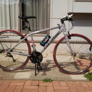 【クロスバイク】スピードアップにおすすめのカスタム5選