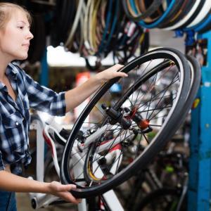 【クロスバイク軽量化】ホイール交換より効果的で安いカスタムとは⁉(まずはタイヤ交換から始めよう)