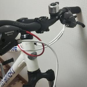 【クロスバイクおすすめカスタム】アウターワイヤー交換で個性的なバイクに仕上げよう(^^)/
