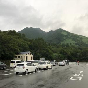 2019夏_霧&雨からの逆転_那須岳(日本百名山)☆登山部