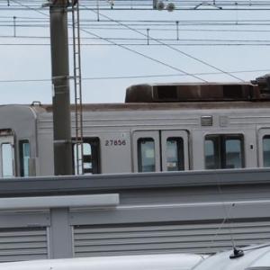 東武20000系列ワンマン化工事(2020.6.21)