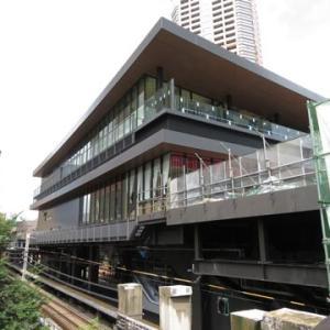 JR飯田橋駅改良工事(その22)