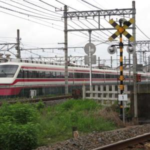 東武200系(201F)休車が続く