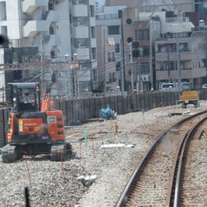 とうきょうスカイツリー駅周辺高架化工事(その11)