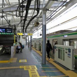 千代田線・北綾瀬駅改良工事(その16)