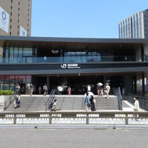 JR飯田橋駅改良工事(その26)