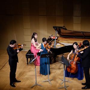 ピアノ五重奏が贈るクリスマス・コンサート