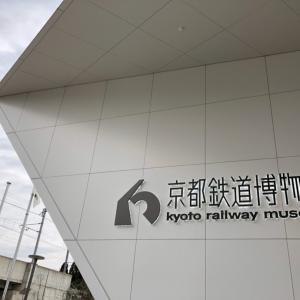 鉄子、京都鉄道博物館で演奏しました