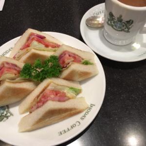 イノダコーヒ 2019.2 @福屋駅前店