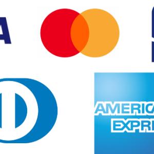 【備忘録】クレジットカードの海外事務手数料(2019年11月時点)