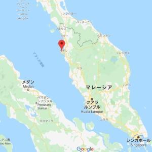 2019年8月マレーシア・ペナン旅行(その1)・珍しく混んでいたTIAT LOUNGE ANNEX
