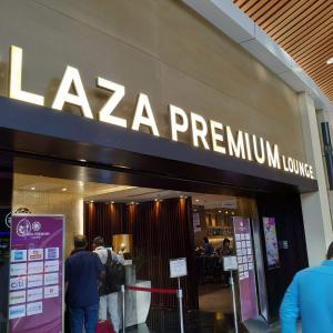 2020年2月マレーシア旅行(その3)・クアラルンプール国際空港では到着時に「PLAZA PREMIUM LOUNG」を利用可能