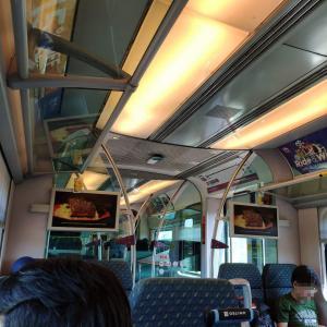 2020年2月マレーシア旅行(その12)・KLIAエクスプレスにTouch 'n Goカードで乗車。残高不足で改札から出られない場合は?