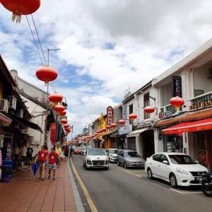 2020年2月マレーシア旅行・Timez Hotel Malacca宿泊記