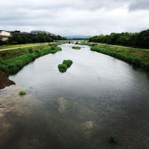京都の梅雨