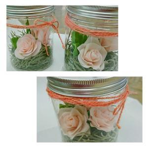 お砂糖で作るリアルに近いバラの花