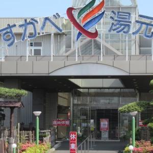 法光寺と常源寺/休業中のかすかべ湯元温泉