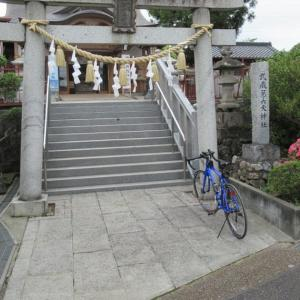 武蔵第六天神社と武里団地/ページビュー9万回越え