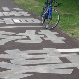 江戸川Cycling Roadで関宿城博物館と関宿水閘門へ