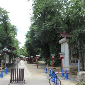 鷲宮神社を参拝してから葛西用水沿いにせんげん台へ