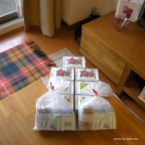 * 北海道の六花亭でお土産の爆買いしました(;'∀') *