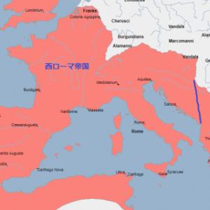 フランスの歴史④ カール1世の時代におけるカロリング朝の最盛期