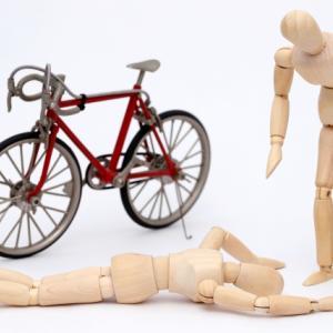 自転車事故を装った当たり屋に要注意~特に田舎の街中~