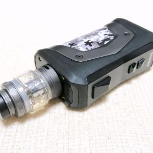 [Geekvape] Aegis X 200W Box Mod with Cerberus Tank Kit レビュー