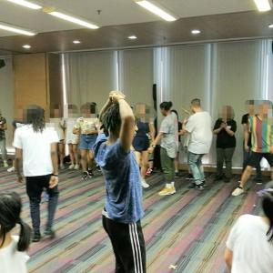 【バンコク・イベント】「ヤングアメリカンズ(Young Americans)」のワークショップを見学してきました