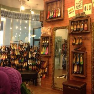 【バンコク生活雑記】自分用タイ土産にオススメ!バンコク発シューズブランド「Ballet Shoes」