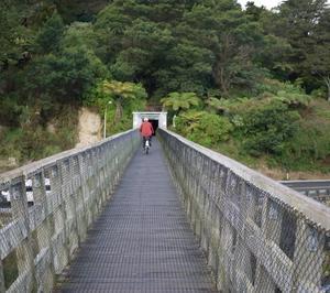 Paeroa #1 Hauraki rail trail
