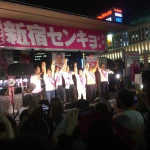 選挙を終えて−負けて勝った山本太郎