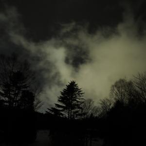 富士山水ヶ塚公園車中泊Ⅲ その7 ~厳冬期富士山2合目の夜③ ☆寒い中での就寝
