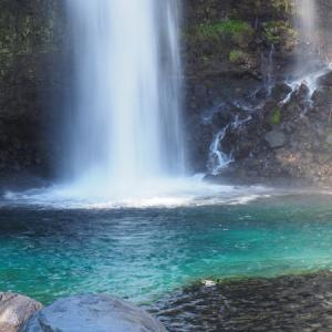 富士山水ヶ塚公園車中泊 その9 ~白糸の滝 ☆ベテランカメラマンのカッコ良さを見た。