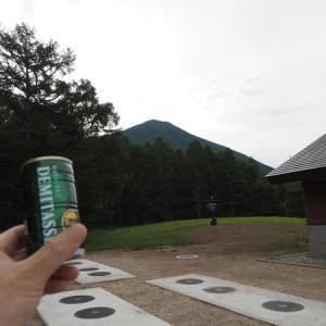 早朝の戦場ヶ原から男体山へ(栃木県戦場ヶ原車中泊Ⅲ その6)