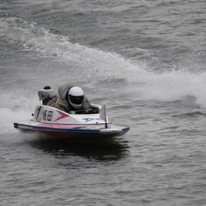 戸田ボート ☆勝負の撮影