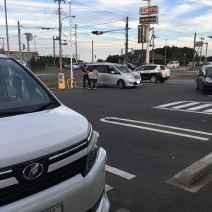 事故の記録④・警察官到着後のやりとり(栃木県日光市車中泊 その12)