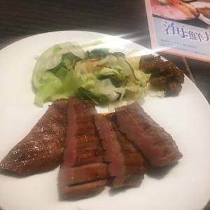 昼食は牛タン(宮城県松島海浜公園車中泊 その10)
