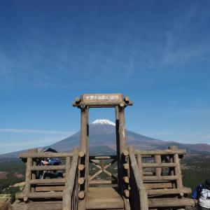越前岳登山開始!(富士山水ヶ塚公園車中泊Ⅴ その7)