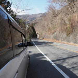 一般道(道志みち)で富士山へ(富士山水ヶ塚公園車中泊Ⅵ その2)