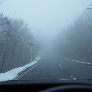 登山口の確認 ・雪量はどうだ?(富士山水ヶ塚公園車中泊Ⅵ その3)