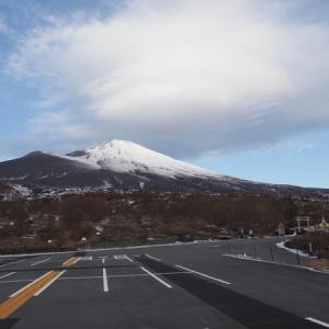 御殿場口5合目到着(富士山水ヶ塚公園車中泊Ⅵ その7)