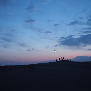 海を眺める特等席(千葉県九十九里浜車中泊Ⅵ その6)