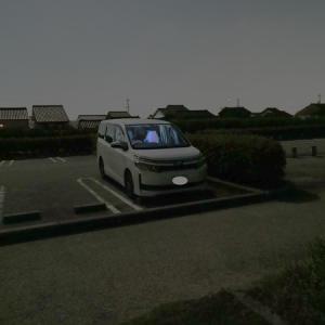 車中泊時のパンク ・保険を活用(北陸地方車中泊 その4)